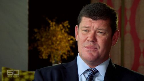 """A lawyer for James Packer said he """"adamantly"""" insisted that he had """"no … knowledge"""" of the company's conduct in China that led to the prosecution of its employees, and that Mr Packer had a """"passive role"""" at Crown."""