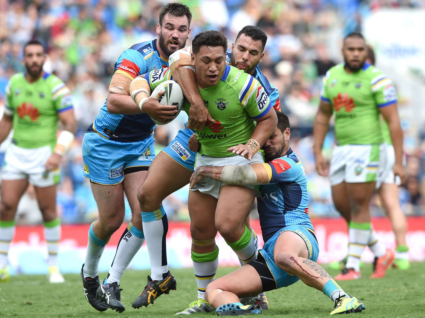 Papalii involved in drink driving incident