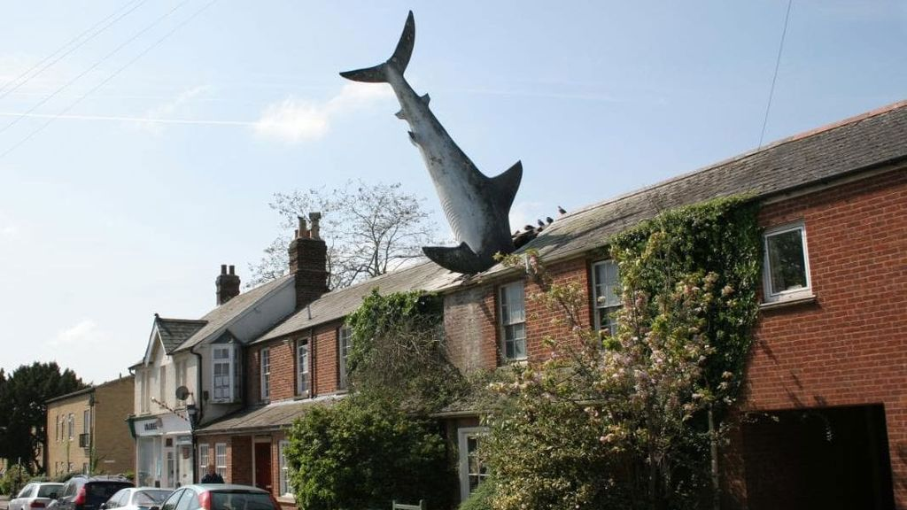 Shark House, Headington
