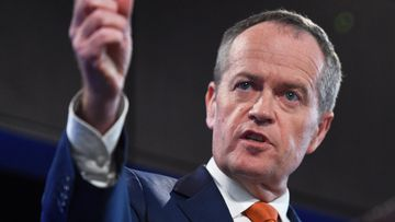 Opposition Leader Bill Shorten has signalled Labor will block Prime Minister Malcolm Turnbull's plan for a same-sex marriage plebiscite. (AAP)