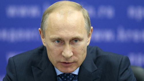 Sanctions 'unacceptable' says Putin