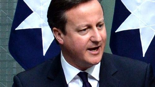 British Prime Minister David Cameron 'horrified' by latest ISIL murder