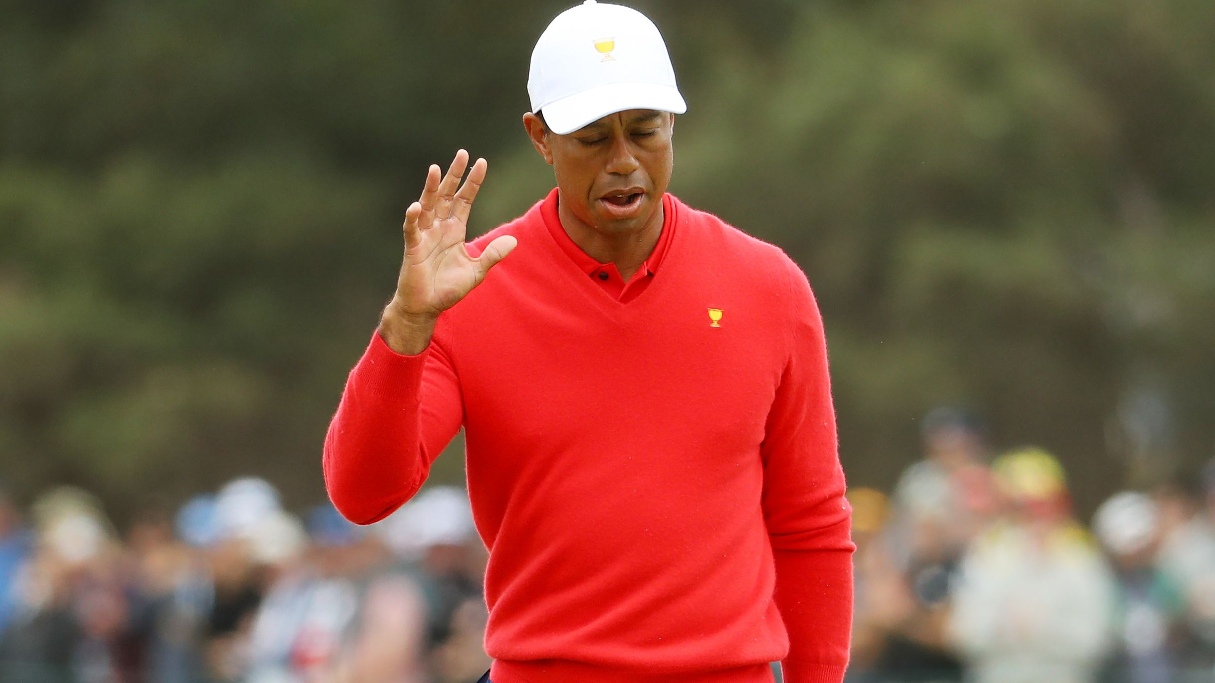 The Tiger Woods experience: why nothing else in sport compares