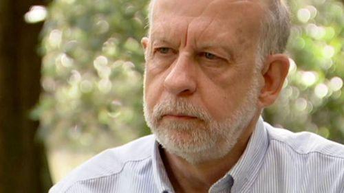 Investigative filmmaker Peter Butt. (7.30)