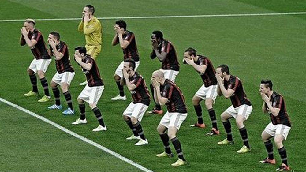 Football giants AC Milan under fire for disrespecting haka