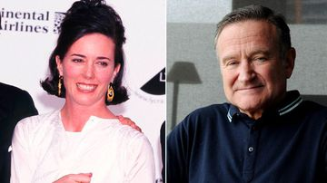 Spade was 'fixated over the death of Robin Williams'