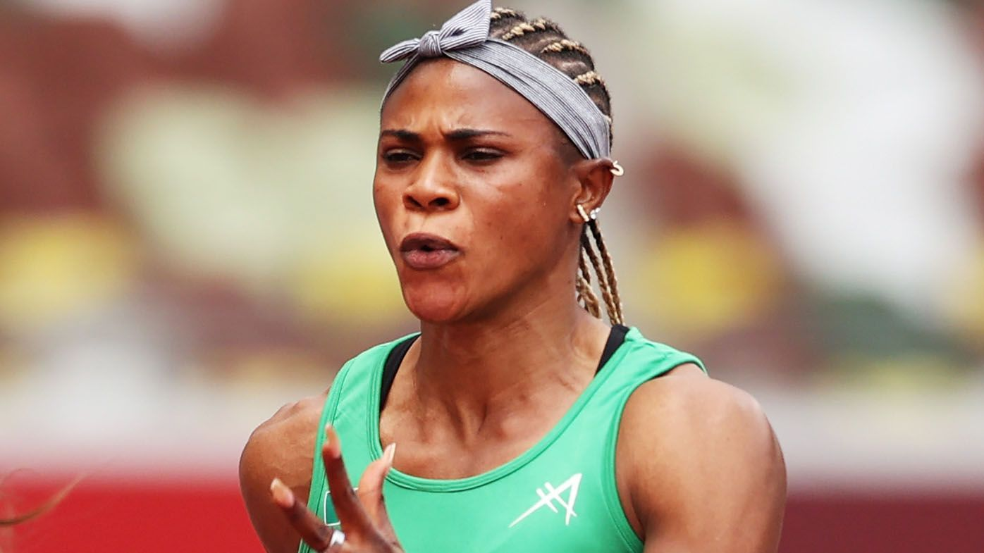 Tokyo Olympics 2021: Blessing Okagbare suspended for doping in 100m bombshell