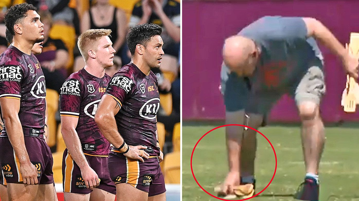 Unhappy Brisbane Broncos fans react to last-placed 2020 finish with wooden spoon insult