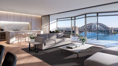 <strong>4. $27 million*Opera Residences, Macquarie Street</strong>