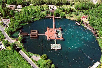 <strong>Heviz Lake, Hungary</strong>