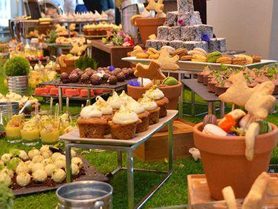 Swissotel Sydney high tea buffet