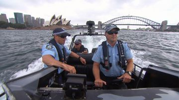 Police roll out RBT for NSW boat skippers