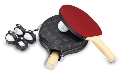 Louise Vuitton ping pong set
