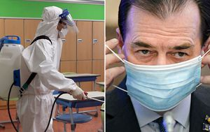 Romania's Prime Minister fined over coronavirus lapse, while India cases jump almost 8000