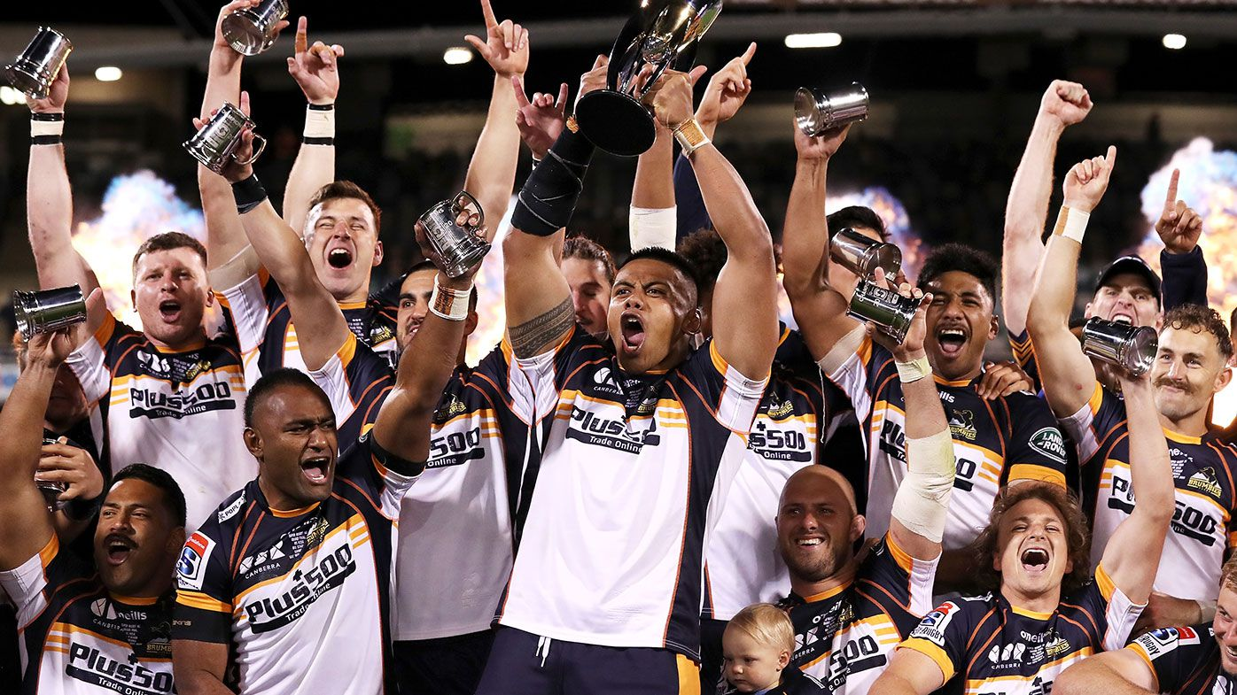 Super Rugby AU Final - Brumbies v Reds