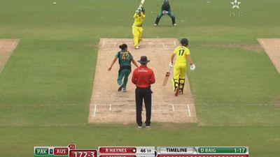 Australian women hammer Pakistan, Meg Lanning scores stunning century