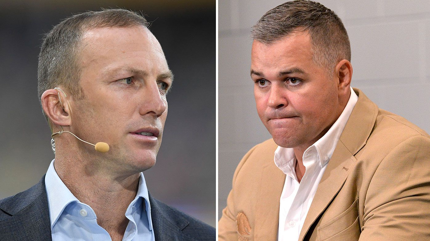 Broncos legend and board member Darren Lockyer speaks out on Seibold's future