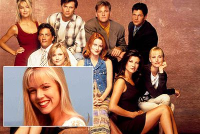 <B>Spun-off from:</B> <I>Beverly Hills, 90210</I> (1990 to 2000), the archetypal teen drama.<br/><br/><B>Hit or Miss?</B> Hit. <I>Melrose</I> started its run with a crossover by <I>Beverly Hills, 90210</I>'s Kelly (Jennie Garth), who briefly dated one of the residents of West Hollywood's hottest address. The soap soon came into its own, with deliciously melodramatic plots about serial killers, affairs and devious schemes.<br/><br/><B>Factoid:</B> <I>Melrose</I> spawned its own spin-off, the shortlived <I>Models, Inc</I> (1994 to 1995),  and a 2009 reboot of the show lasted just one season.