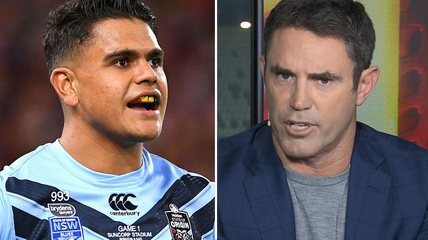 'It went beyond a joke': Blues coach Brad Fittler opens up on Latrell Mitchell media circus following Game Two omission