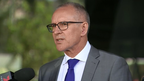Jay Weatherill has confirmed he will not stay on as Labor leader. (9NEWS)