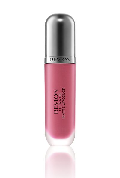 "<a href=""https://www.priceline.com.au/revlon-ultra-hd-matte-lipcolour-5-9-ml"" target=""_blank"">Ultra HD Matte Lipcolor, $23.95, Revlon</a>"