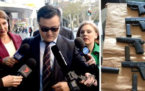 Sydney man spared jail time over 3D-printed guns charge