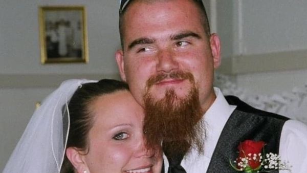 Jessica and Jake Woodruff were killed instantly when the redwood tree fell on their 2016 Honda.