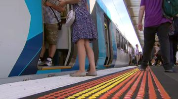 Ill passengers to be moved off Melbourne trains under new policy