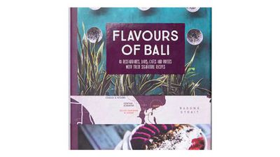 "<a href=""https://smudgeeats.com.au/product/flavours-of-bali/"" target=""_top"">Flavours of Bali</a><br> By Jonette George<br> Smudge Eats, $80"