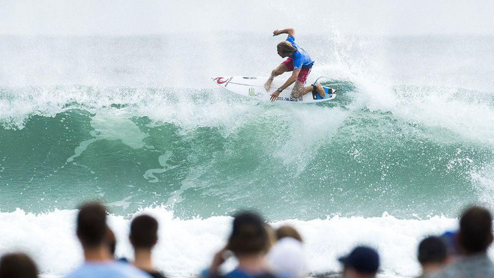 Australian surfer Owen Wright.