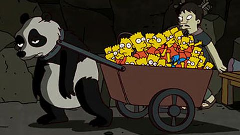 Video: Is the most controversial Simpsons couch gag ever really that controversial?