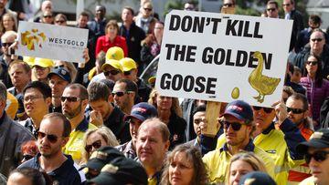 'Don't kill the golden goose': WA Liberals block new mining tax