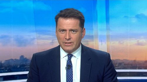Today Show co-host Karl Stefanovic has slammed the Cricket Australia boss this morning. (9NEWS)