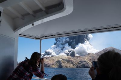 Anniversary of deadly White Island volcano eruption
