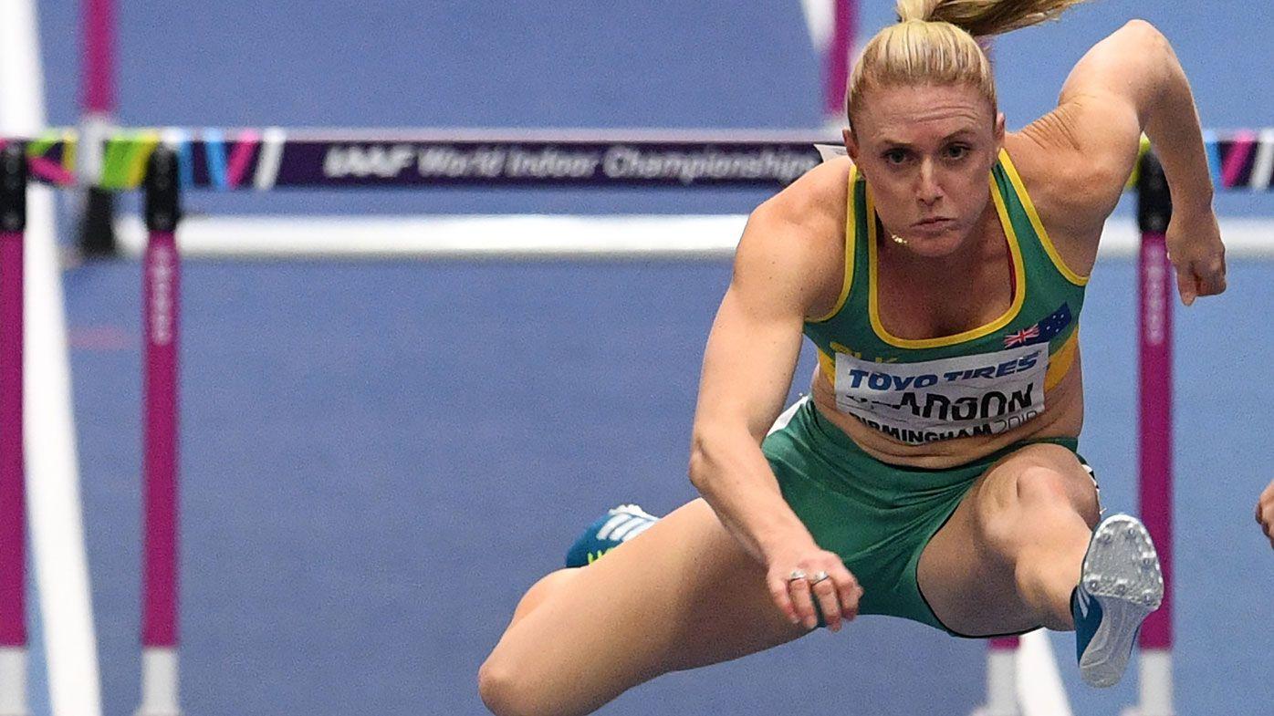 Sally Pearson stunned in world indoor semi-final