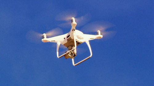 Drones can be used by perverts to take video and photos of private moments.