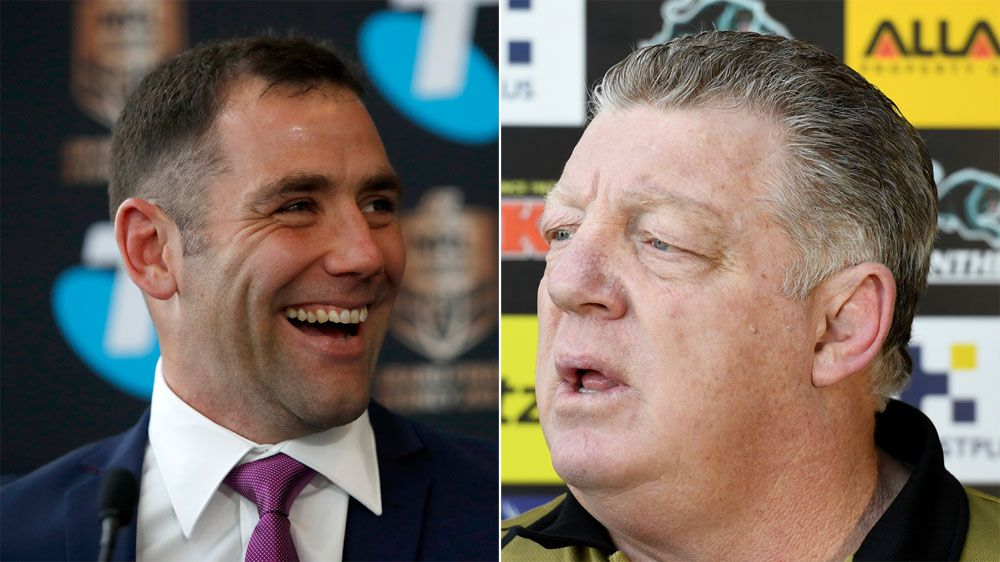 NRL news: Melbourne Storm skipper Cameron Smith hits back at Gus Gould