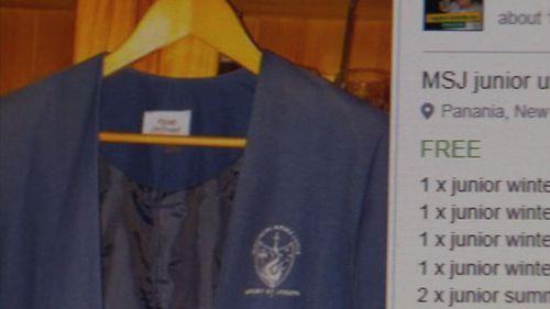 Uniforms are often found cheaper online.