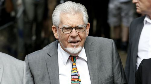 Jailed entertainer Rolf Harris facing fresh abuse allegations