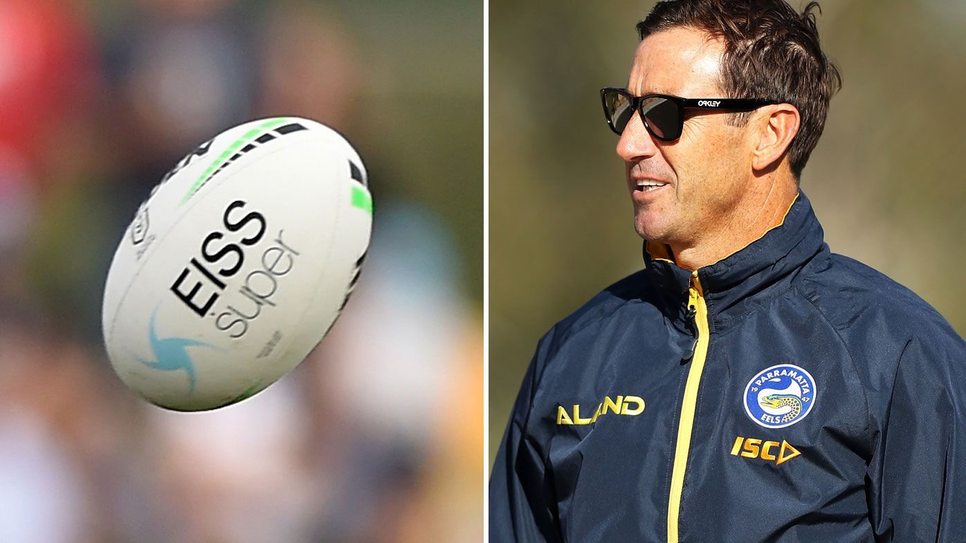 'Am I going mad or is that ball floating funny?': Andrew Johns raises concern over 2021 match-ball