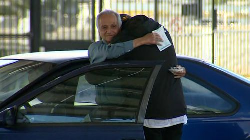 Mr Villarruel has lived in his car for the past eight years, all while working as a substitute teacher for Los Angeles Unified School District.