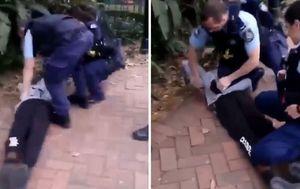 NSW Police investigating Indigenous teen's arrest in Sydney park
