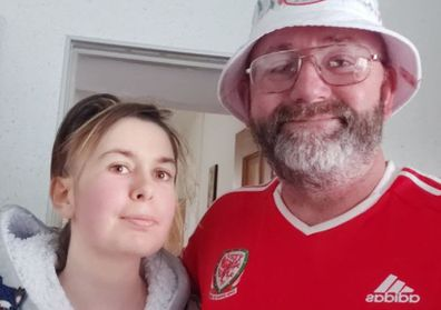 Her father Richard is raising money to pay for expensive treatments to extend his daughter's life.