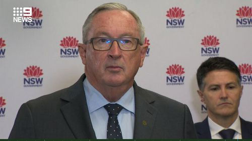 NSW Health Minister Brad Hazzard has announced changes to coronavirus restrictions in NSW.