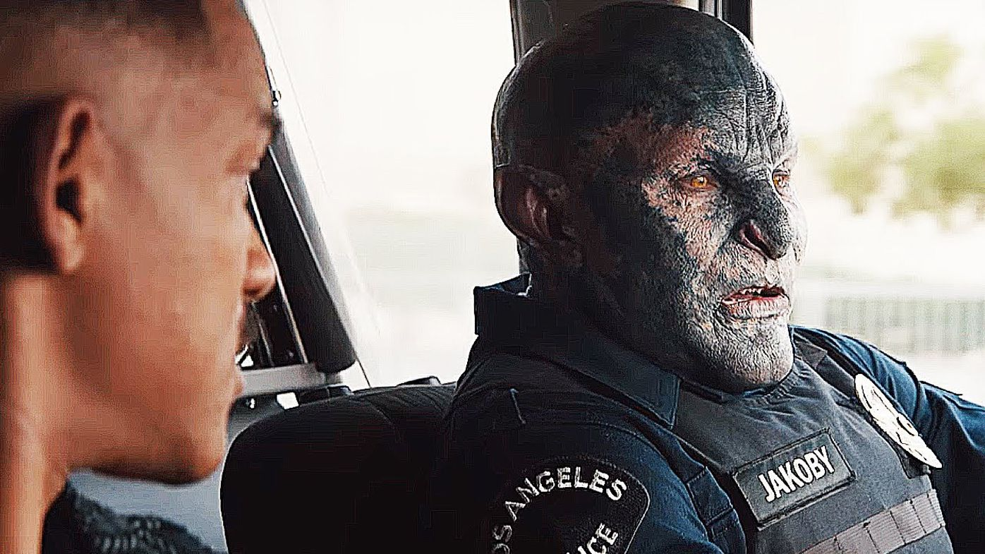 David Ayer Embraces Bad Bright Review: