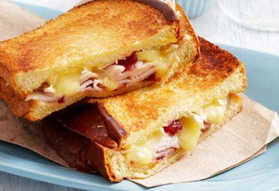"Recipe: <a href=""http://kitchen.nine.com.au/2016/05/05/16/08/brioche-toasties"" target=""_top"">Brioche toasties</a>"