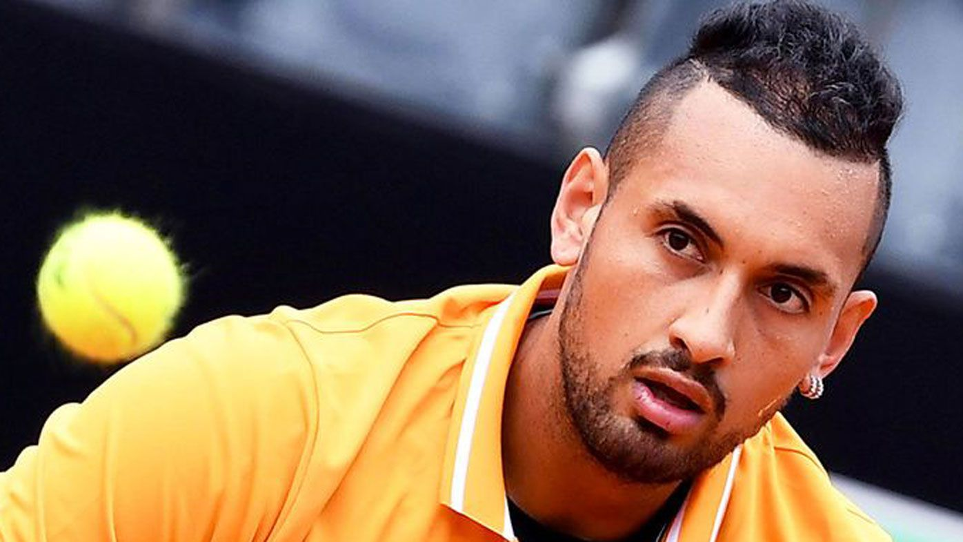 Nick Kyrgios' brutally honest interview reveals mental and emotional juggling act