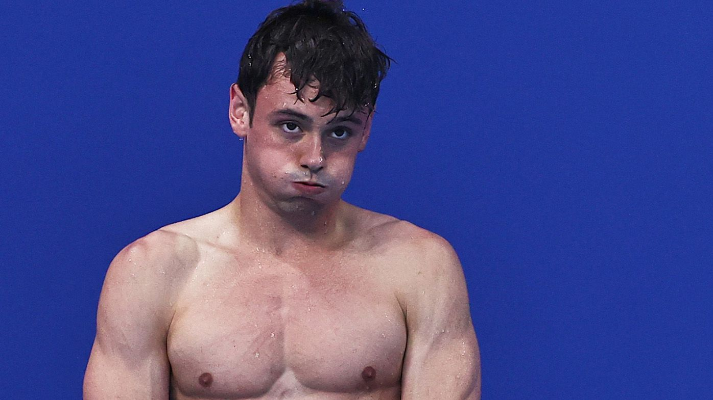 Great Britain diver Tom Daley's incredible reaction to homophobic, transphobic slurs made during Olympics