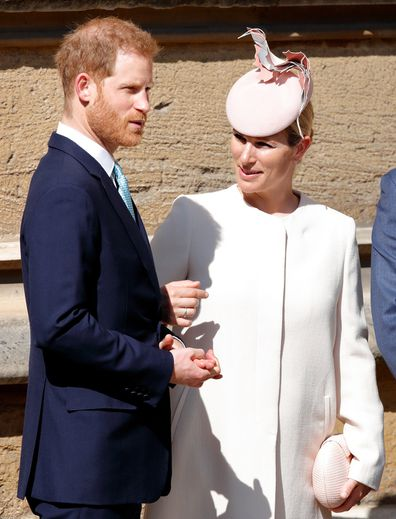 Prince Harry has always been close to his cousins including Zara Tindall.