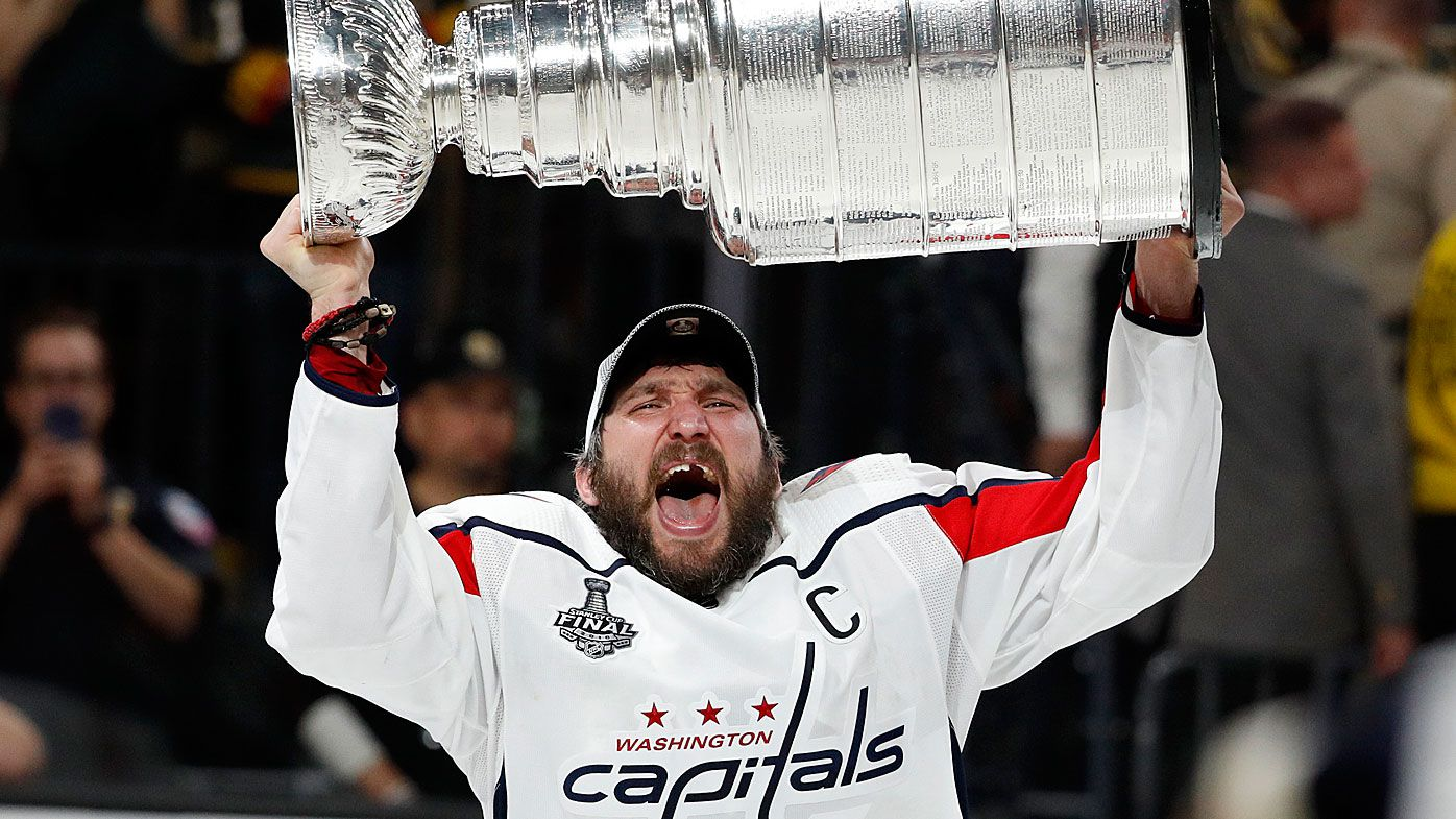 Washington Capitals win 2018 Stanley Cup after defeating Las Vegas Golden Knights in Game 5